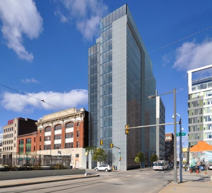 "Apartment Tower Rendering: Mother-Son Duo Plan ""Power"" Nightclub Near Chinatown"