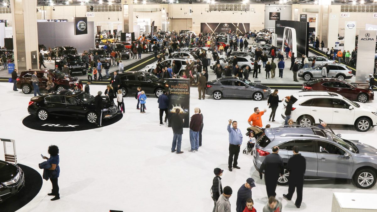 Philadelphia Auto Show Is In Full Swing Philadelphia Real - When is the philadelphia car show