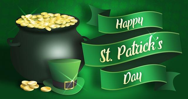 festive St. Patrick's Day image.