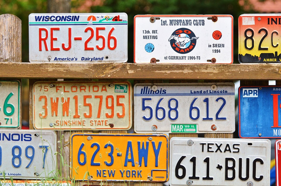 Rep Encourages Drivers to Remove Registration Stickers ...