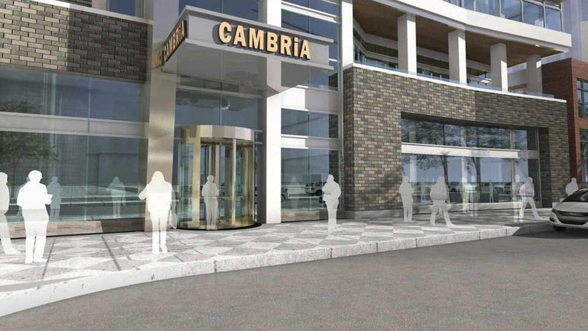 cambria philadelphia hotel